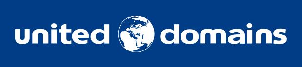 Logo united-domains AG